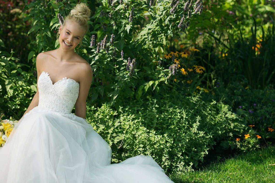 a tökéletes menyasszonyi ruha